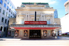 Royal Alexandra Theatre Stock Images
