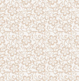Royal antique look floral wallpaper Stock Photo