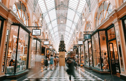 Royal Arcade in Melbourne