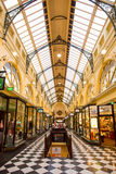 Royal Arcade Melbourne Royalty Free Stock Photography