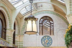 Royal Arcade Royalty Free Stock Images