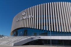 Royal Arena, Orestad, Copenhagen, Denmark Royalty Free Stock Photography