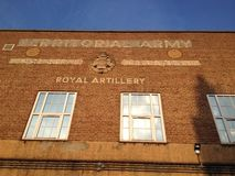 Royal Artillery Barracks, London Royalty Free Stock Photography