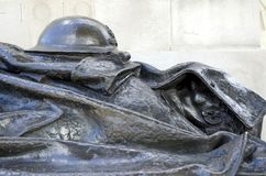 Royal Artillery Memorial Royalty Free Stock Photos