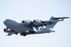 Royal Australian Air Force C-17A Globemaster III Royalty Free Stock Photos