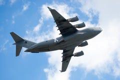 Royal Australian Air Force C-17A Globemaster III royalty free stock photos