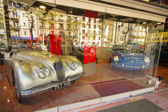 Royal Automobile in Paris Stock Photo