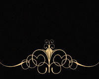 Royal Background. With pattern, web, print, advertise Stock Photography
