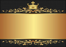Royal background Stock Photo