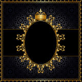 Royal background Royalty Free Stock Image