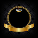 Royal background Royalty Free Stock Photo