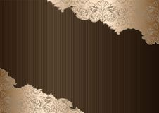 Free Royal Background In The Style Of Vintage, In Gold, Beige, Chocolate, Bronze, Coffee Shades Royalty Free Stock Photo - 123375705
