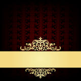 Royal  background Stock Image