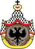 Royal Badge Royalty Free Stock Photo