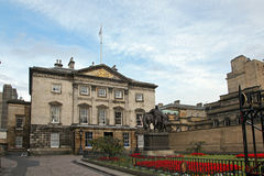 Royal Bank del HQ Dundas della Scozia alloggia, Edimburgo Fotografie Stock