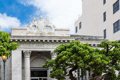 Royal Bank Kanada w Nassau Zdjęcia Royalty Free