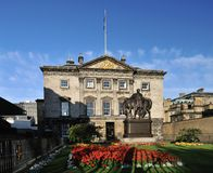Royal Bank of Scotland, Edinburgh, Scotland, UK stock photography