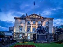 Royal Bank of Scotland headquarters Stock Photography