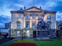 Royal Bank of Scotland headquarters Stock Photos