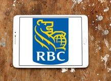 Royal Bank van het embleem van Canada Stock Afbeelding