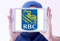 Royal Bank van het embleem van Canada Royalty-vrije Stock Afbeelding