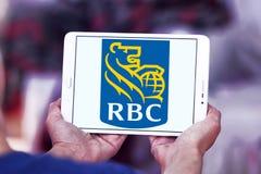 Royal Bank van het embleem van Canada Royalty-vrije Stock Foto's