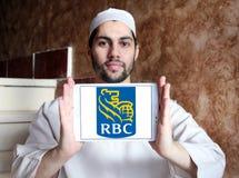 Royal Bank van het embleem van Canada Royalty-vrije Stock Fotografie
