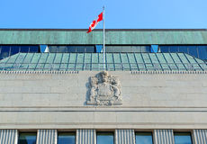 Royal Bank von Kanada Stockfoto