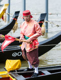Royal Barge Procession, Bangkok 2012 Stock Images