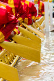 Royal Barge. The Royal Barge Procession in Phichit, Thailand Stock Image