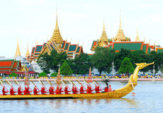 Royal Barge Suphannahongse. Stock Image