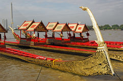 Royal Barge Thailand Royalty Free Stock Image