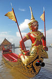 Royal Barge Thailand Royalty Free Stock Photography