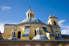 Royal Basilica of San Francisco el Grande, Madrid Stock Photo