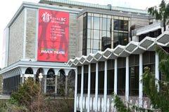 Royal BC museum building. Royalty Free Stock Photos