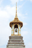 Royal Bell Tower Royalty Free Stock Photo