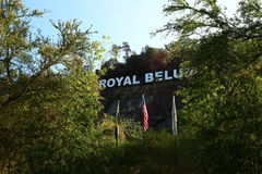 Royal Belum Royalty Free Stock Images