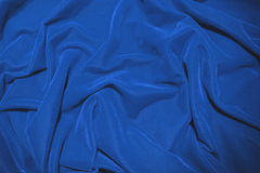 Royal Blue Velvet Royalty Free Stock Images