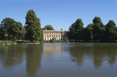 The Royal Botanic Gardens, Kew, London, England, Europe Stock Photo