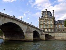 Royal Bridge, Paris Royalty Free Stock Photos