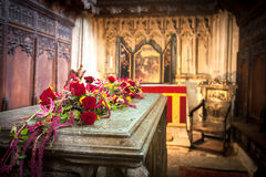 Royal burial Royalty Free Stock Photos