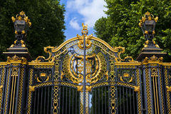 Royal Canada Gates to Green Park Stock Photo