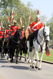 Royal Canadian mounted police Royalty Free Stock Image