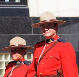 Royal Canadian Mounted Police Or RCMP Stock Photography