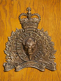 Royal Canadian Mounted Police Stock Photo