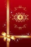 Royal Card Royalty Free Stock Photos