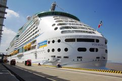 Voyager of the Seas Stock Images