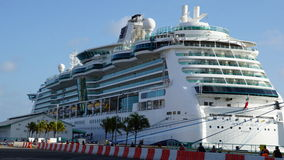 Royal Caribbean Jewel of the Seas Royalty Free Stock Image