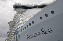 Free Royal Caribbean S Allure Of The Seas Royalty Free Stock Photos - 34190498