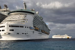 Royal Caribbean's Mariner of the Seas Stock Photography